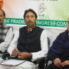 Congress ready to join hands with 'secular minded' candidates in SMC: Mir