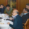 Chief Secretary reviews Durbar Move arrangements