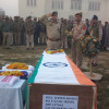 Wreath laying ceremony of Bomai slain cop held at DPL Sopore