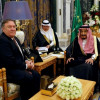 Pompeo holds crisis talks in Riyadh on missing journalist