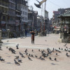 Most of the Srinagar areas remained shut…