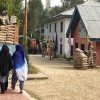 Budgam's lone ward records 16.97% polling