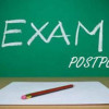 12th class English paper postponed to Nov 02