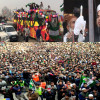 Karwani-Islami leads massive Milad (SAW) procession from Srinagar to Shadipora