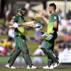 Miller, du Plessis hit tons as South Africa seal series