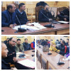 ADC Bandipora reviews enrolment under AB-PMJAY scheme