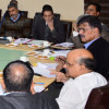 Kumar, CS review progress of flagship projects in Health sector