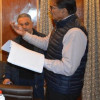 Kumar listens to public grievances in Srinagar, assures timely redressal