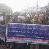 Land owners in Budgam demand fair compensation
