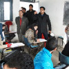Director School Education inspects exam centers in Pulwama, Shopian