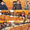 DEO Baramulla reviews Panchayat poll arrangements