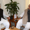 MLC Raina meets Governor
