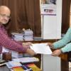 Legislator Ishfaq Jabbar calls on CS