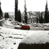 Mughal Road, connecting Kashmir Valley with Rajouri and Poonch, received a fresh doze of snowfall