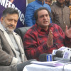 Cong-NC-PDP eroded J&K's special status during their regimes: Sajad Lone