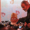 Geelani visits native village to mourn son-in-law's death
