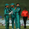 Taylor objects to Hafeez's bowling action, umpire rules out