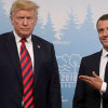 Trump says Macron's call for European Army 'very insulting'