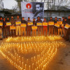 Kashmir Road Safety Foundation (KRSF) today organised a candlelight vigil on…