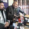 Er Rasheed asks Guv, his advisors to own responsibility of Pulwama civilian killings