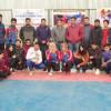 9th district Wushu Championship inaugurated at Ajas Bandipora