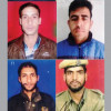 Militants kill 4 cops in Shopian; fled with weapons