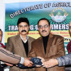 Farmers' Training programme concludes