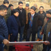 Shantmanu reviews progress under Aspirational District Programme in Kupwara