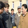 Dir Estates inspects progress on employees' flats at Pampore