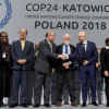 Nations agree rulebook for Paris climate treaty