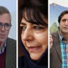 Omar, Mehbooba, Sajad condemn civilian killings