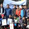 SnowShoe championship held at Gulmarg