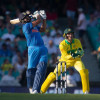 Rohit Sharma's ton goes in vain as India lose 1st ODI