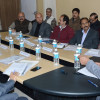 CEO Shailendra Kumar interacts with representatives of political parties