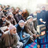 DC Bandipora listens to people's issues at Chittibanday