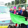 Dir Agri flags off group of farmers to Pune