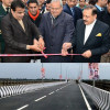 Governor, Union Minister Nitin Gadkari inaugurate Bridge over Ravi River at Keerian Gandial
