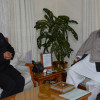 Union MoS Dr. Jitendra, CPI leader meet Governor