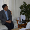 Accountant Generals J&K call on Governor