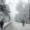 Fresh snowfall lashes higher reaches of Kashmir
