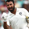 Pujara moves up to third spot in ICC rankings, Pant jumps 21 places