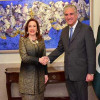 Pak FM discusses Kashmir issue during talks with UNGA president