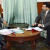 Advisor Sharma directs timely completion of Tawi Barrage, Border Bunkers