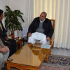 Delegation from Kargil meets Governor