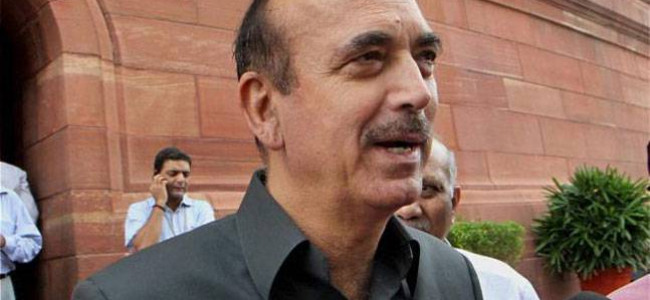 Return 'our old India'; keep your 'New India' where humans are afraid of humans: Azad