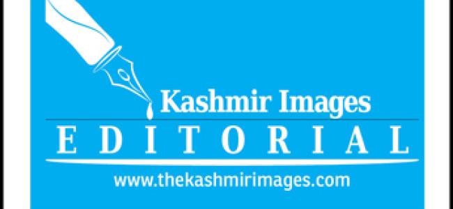 Kashmir needs serious resolve