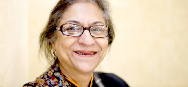 Asma Jahangir, my fearless friend