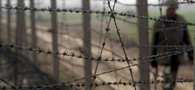 Soldier injured in cross-LoC fire