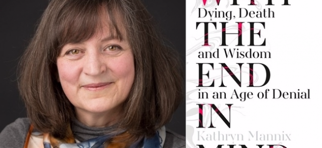 This book by a palliative care specialist is necessary reading to understand death