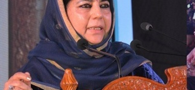 The Crown Has Lost Its Charm: Mehbooba
